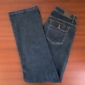 "Lee ""Vintage"" High Waisted Mom Jeans"
